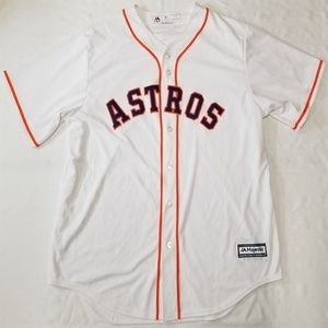 Houston Astros Majestic CoolBase MLB jersey sz XL